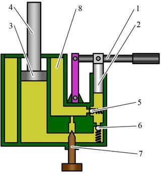 Устройство и ремонт гидравлического домкрата бутылочного типа - фото 10