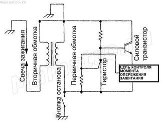 Основные принципы работы УТСЗ (универсальной транзисторной схемой зажигания) - изображение 4