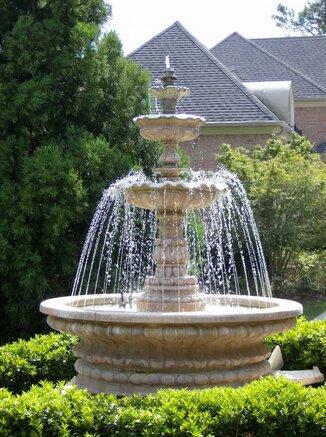Устройство фонтана: виды, принцип работы, необходимое оборудование и водоснабжение - изображение 1