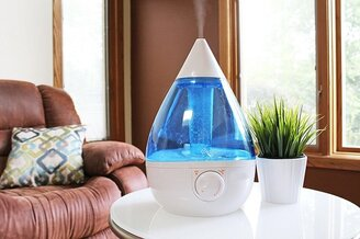 Принцип работы увлажнителя воздуха: устройство традиционного, нагревательного и ультрозвукового увлажнителя - фото 1