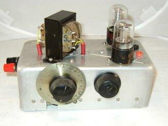 Принцип супергетеродинного приемника - фото 1