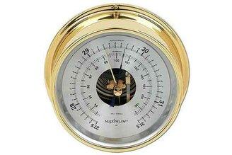 Атмосферный барометр - принцип работы - фото 17