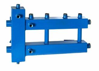 Гидрострелки для отопления: принцип работы и подключение - фотография 76