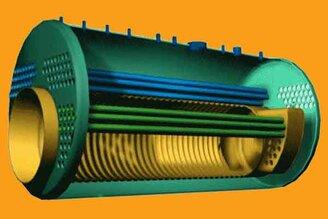 Водотрубный и прямоточный паровой агрегат - фото 9