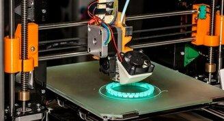 Печать на 3D-принтере структур поддержки и финишная обработка объекта - фотография 33
