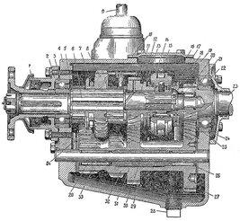 Классический «автомат» (гидротрансформатор) - изображение 20