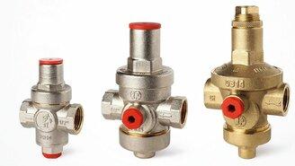 Принцип работы регулятора давления воды