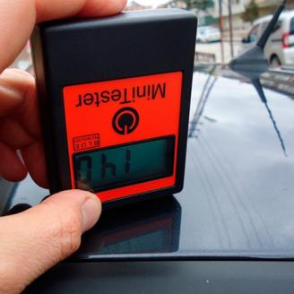 Толщиномер для лакокрасочного покрытия автомобиля: принцип работы, какой выбрать, как пользоваться - изображение 1
