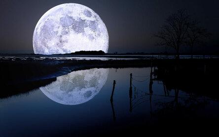 «Полнолуние долгой ночи» 12 декабря