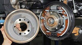Принцип действия дисковых тормозов установленных наполуприцепах сосями BPW. - изображение 39
