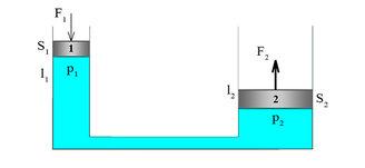 </li><li>Достоинства гидравлических прессов</li><li>Недостатки гидравлических прессов</li><li>Применение гидравлических прессов</li></ul></li></ul><p>Гидравлический пресс - это машина для оказания статического воздействия - сжатия, обработки давлением, зажимания, кинематическим звеном которой является жидкость.</p> - фото 1